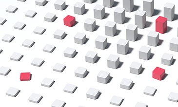 Here you are shown cubes in white/grey, which are supposed to represent the CERT Check of Axivion, this covers many of the decidable rules of CERT C and CERT C++.