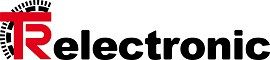 This is the logo of TR electronic