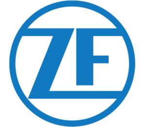 Dieses Bild zeigt das Logo von ZF